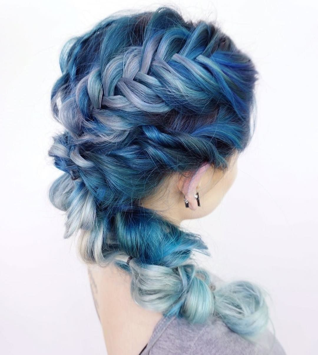 gorgeous summer hair ideas that are straightup braid porn hair