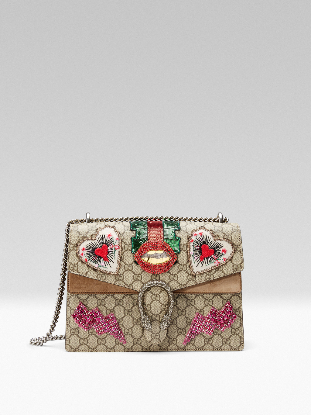 b4ceabea3cb Gucci Debuts a New Limited-Edition Handbag Series  The Dionysus City ...