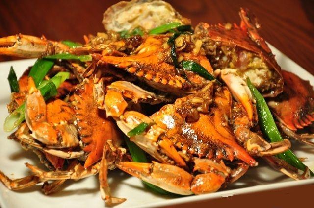 Chinese Style Crab Crab Recipes Asian Crab Recipe Blue Crab Recipes