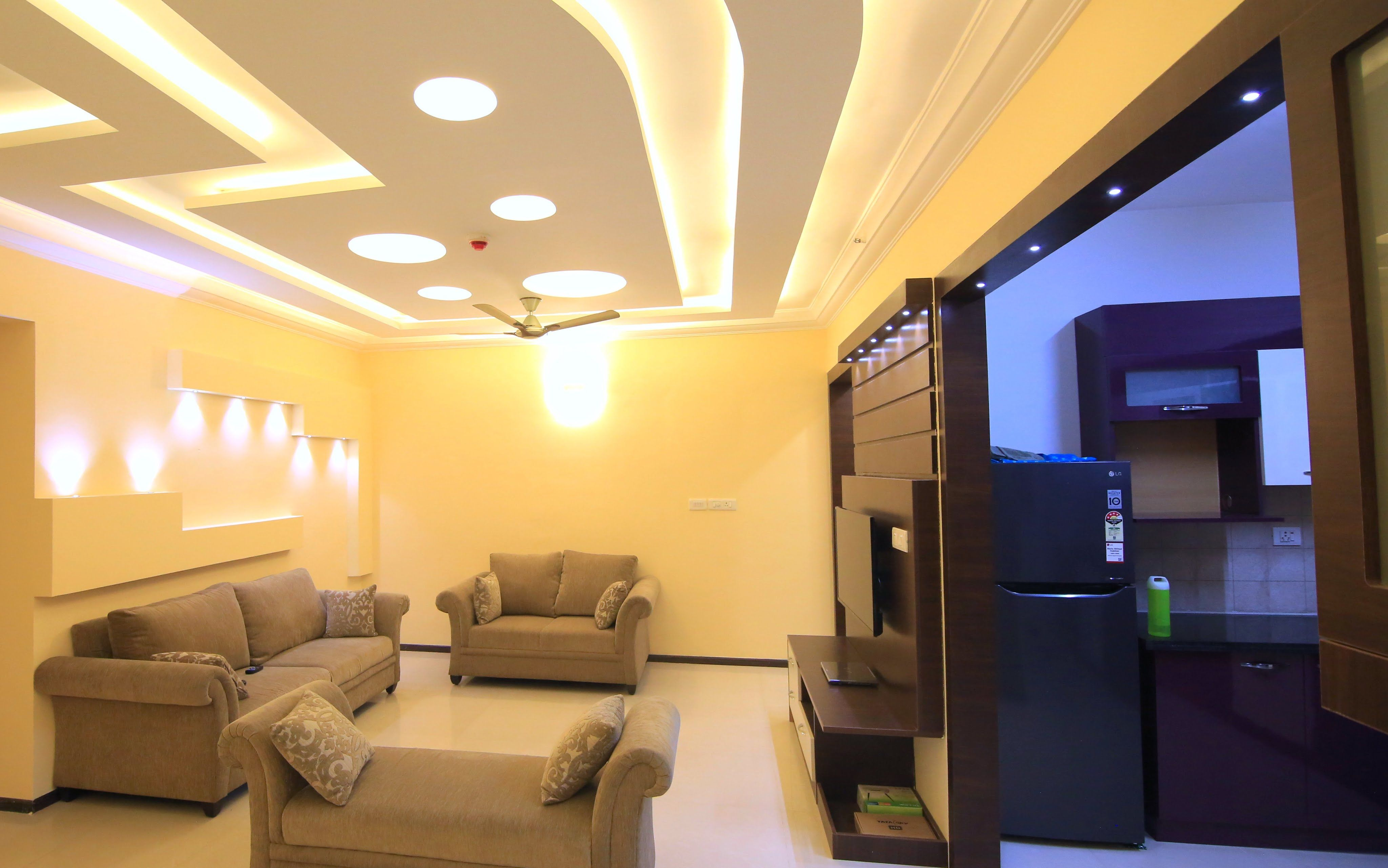 Interior design for living room bangalore