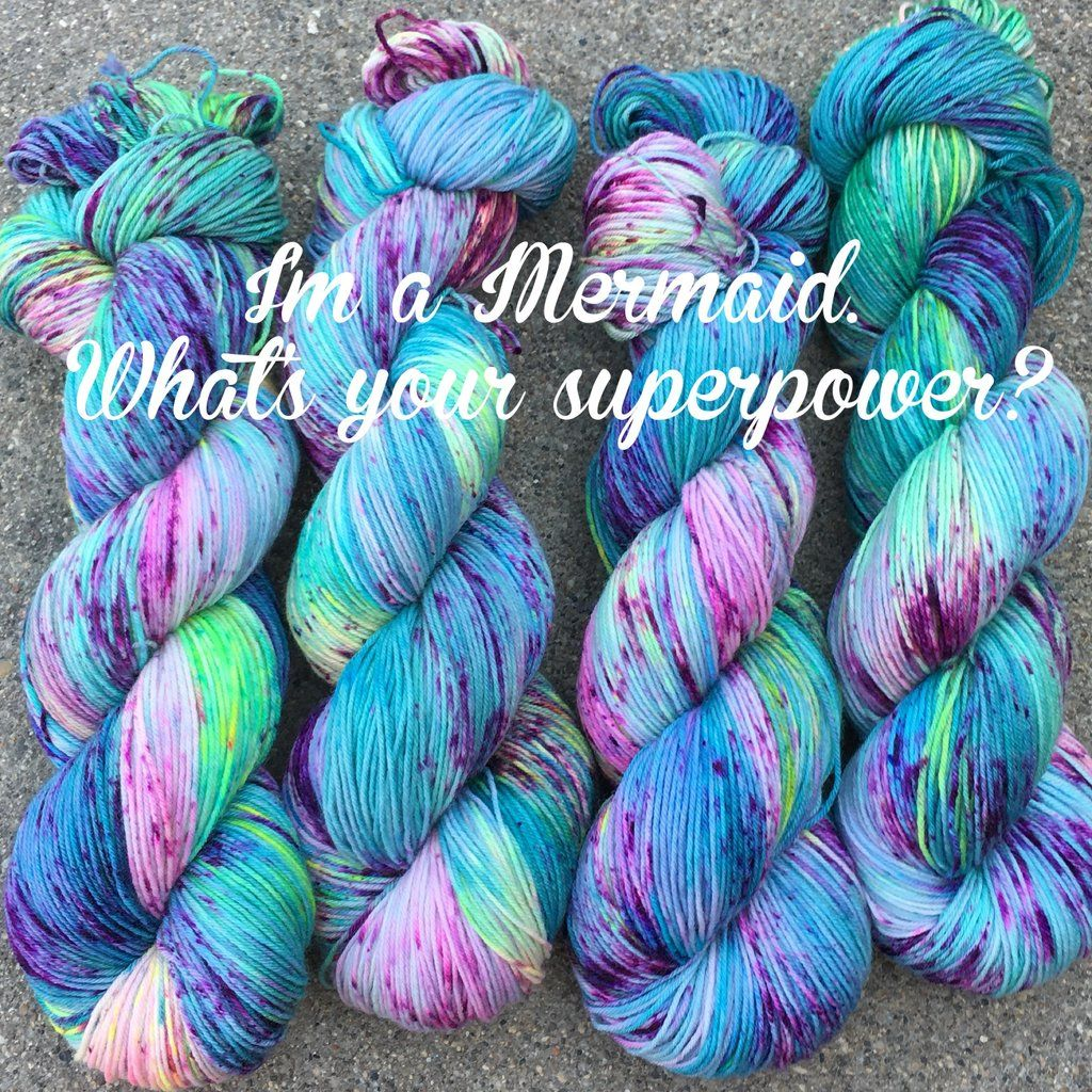 I'm a Mermaid. What's your superpower?