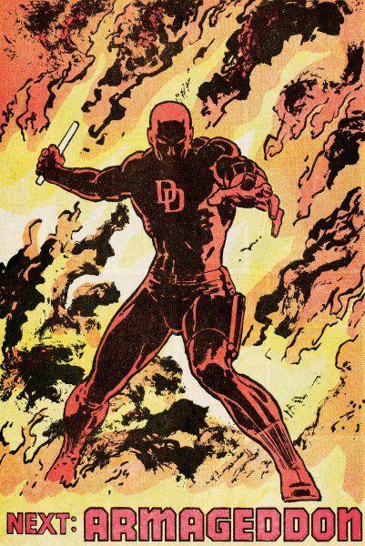 Müder Held:  Es stand schlecht um den Superhelden Daredevil im Jahre 1979. Der junge Frank Miller sollte den Superhelden revitalisieren. Und nebenbei das Comicgenre revolutionieren. Der neue Daredevil orientierte sich zum Beispiel am Manga. Und es ging brutaler und schneller härter zur Sache, als es die Fans von ihren in die Jahre gekommenen Helden gewohnt waren. Als weiteren gealterten Helden nahm sich Miller später Batman von DC Comics vor.