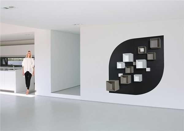 Wall Decor Shelves wall shelves magnetic spirit introduce innovative modular shelving