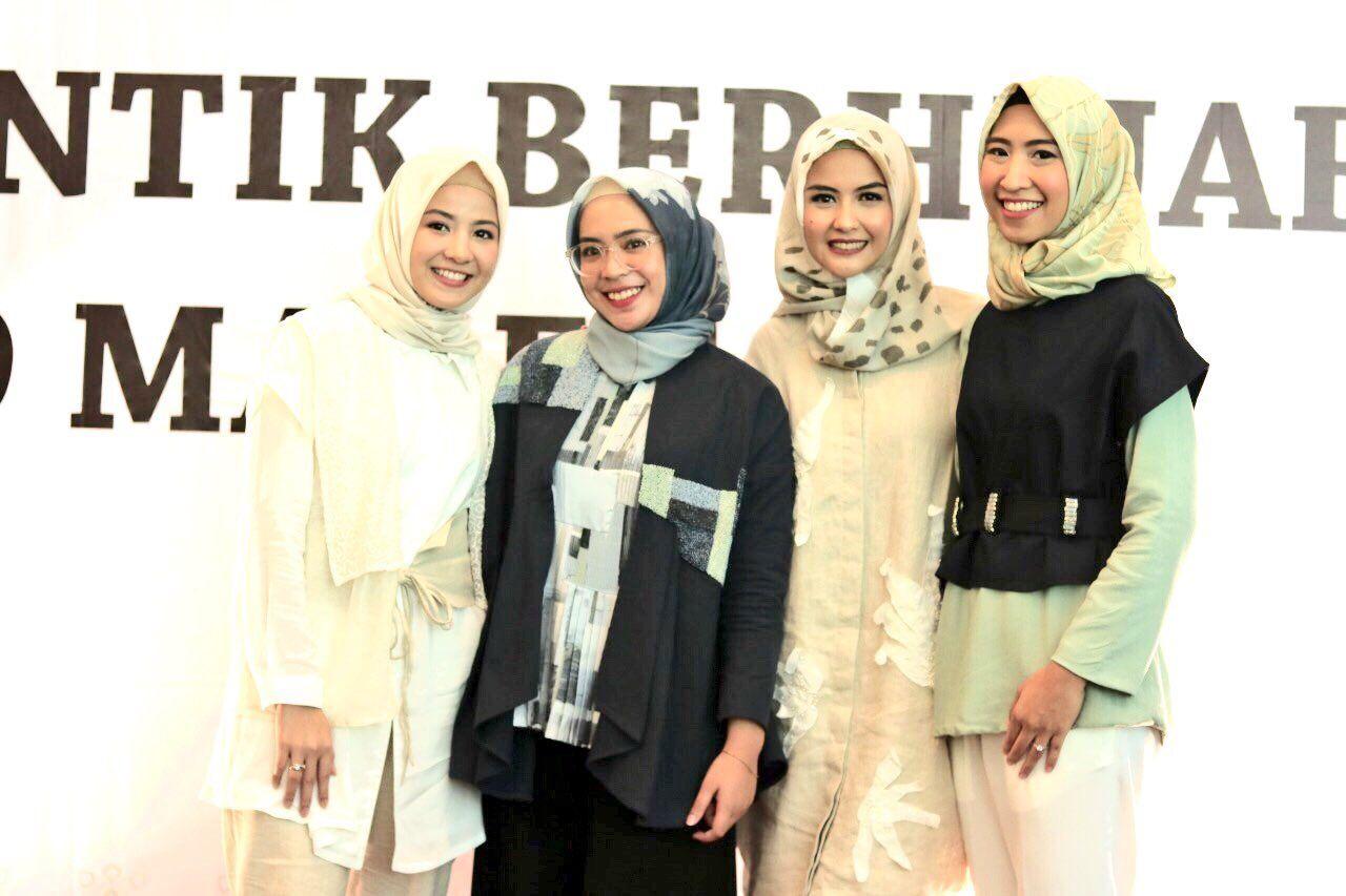 Cantik Berhijab at Padma Hotel Bandung   Supported by Wardah Beauty and Kamiidea  #MC #MCBandung