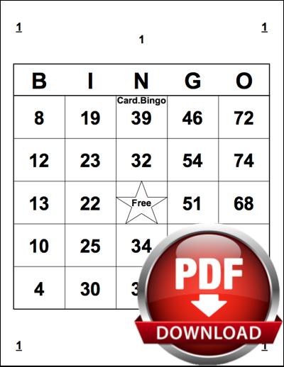Free Printable Bingo Cards Bingo Card Generator Bingo Cards Printable Free Printable Bingo Cards Bingo Card Generator