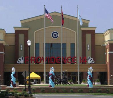 Providence movie theater nashville tn