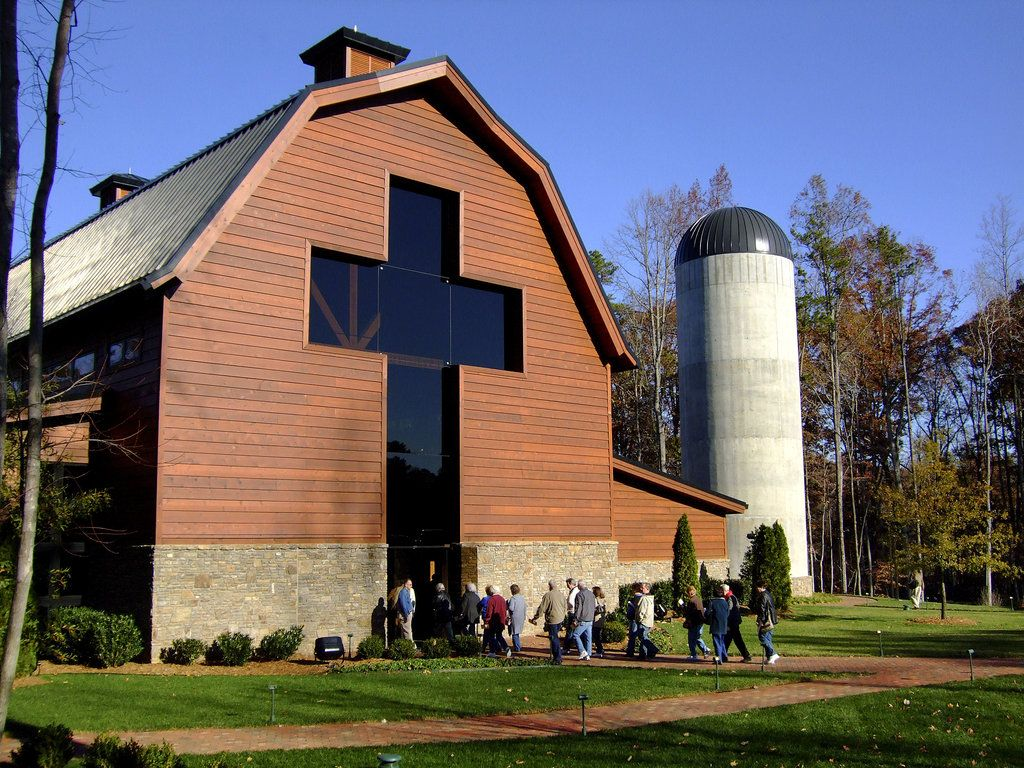 The Billy Graham Library......