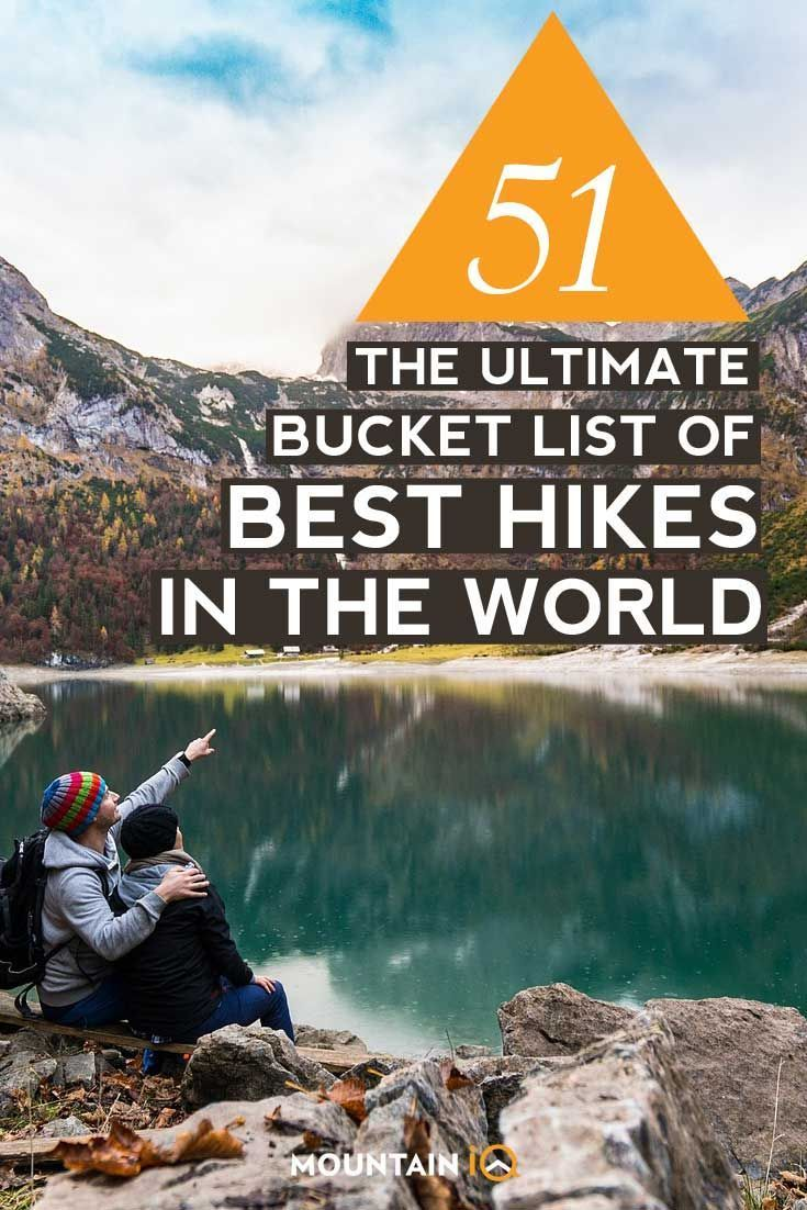 Photo of 52 Best Hikes In The World – Choose The Right One For You (2020)