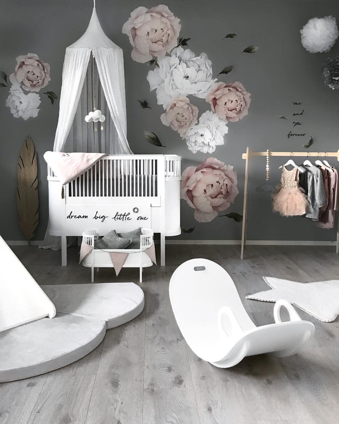 Déco chambre de bébé  Déco chambre bébé, Décoration chambre bébé