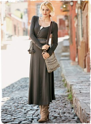 c59cc0dfc61eed This looks like the perfect dress for traveling for business - comfortable  and no-wrinkle.