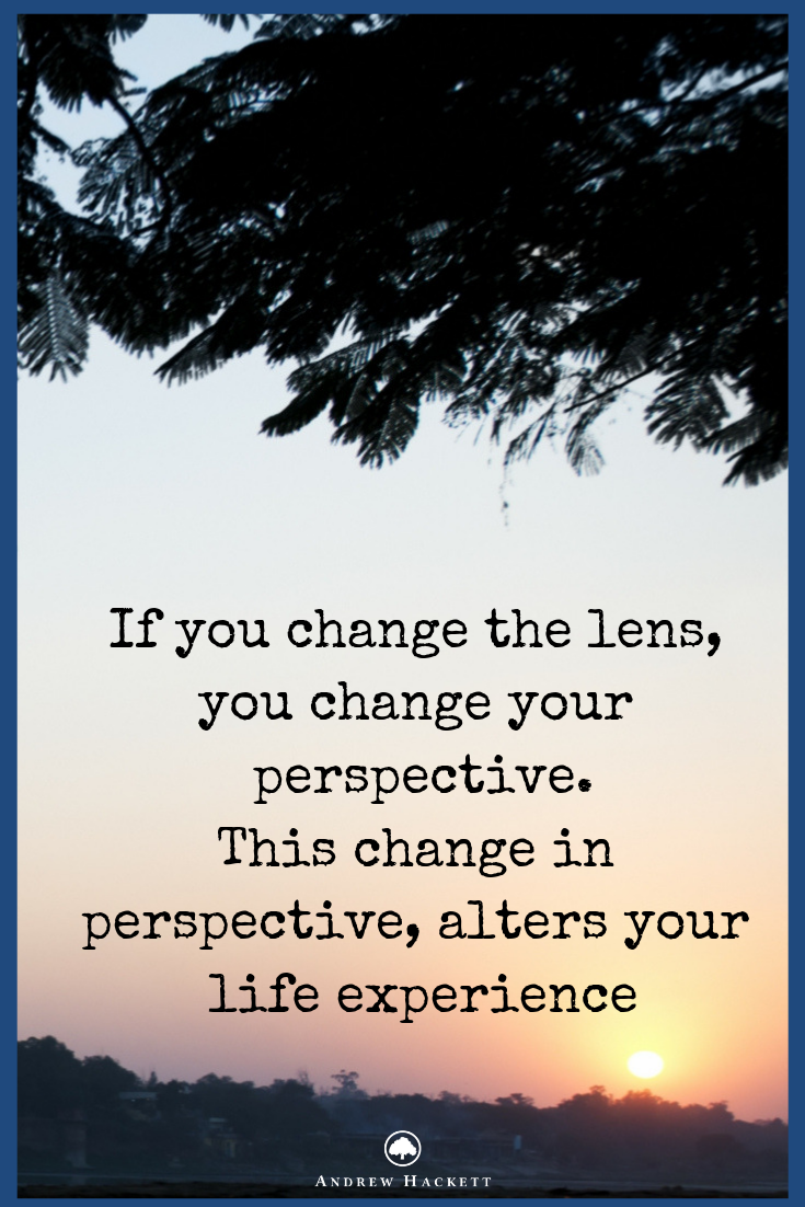 Change Your Perspective Meaning