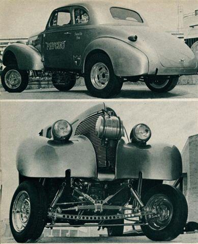 Psycho '39 Chevy