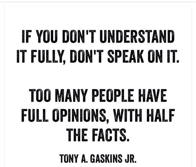 If You Don T Know The Whole Story Quote Google Zoeken Assuming Quotes Opinion Quotes Assumption Quotes