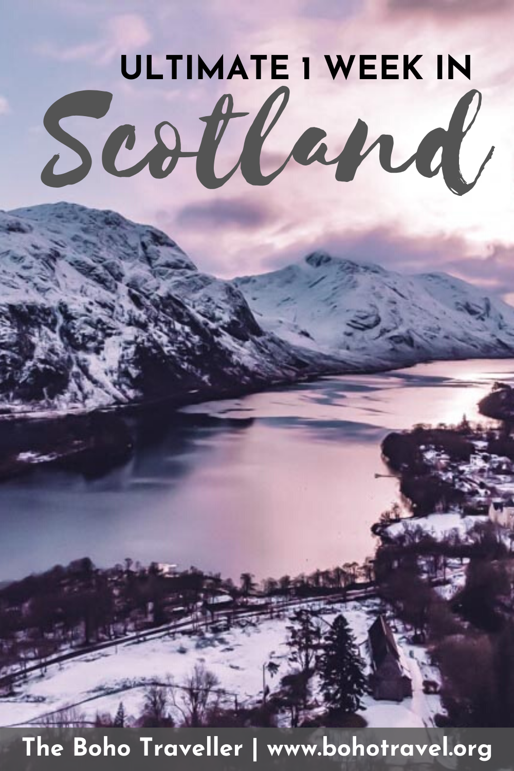 Scotland Itinerary - Planning a One Week Trip in Scotland -  THE ONLY SCOTLAND GUIDE YOU WILL NEED! This guide to Scotland is completely comprehensive!  From wh - #AdventureTravel #AppalachianTrail #Backpacker #BackpackingEurope #BackpackingTips #BeachHotels #BeachResorts #Beaches #BudgetTravel #CancunMexico #CruiseTips #CruiseVacation #DisneyCruiseLine #DisneyCruiseTips #FamilyTravel #FamilyVacationDestinations #FamilyVacations #Hiking #InternationalTravelTips #Itinerary #KissimmeeFlorida #New