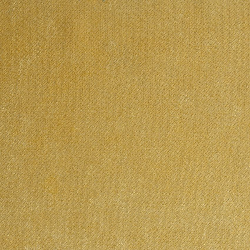Butter Yellow Solid Chenille Upholstery Fabric Upholstery Fabric