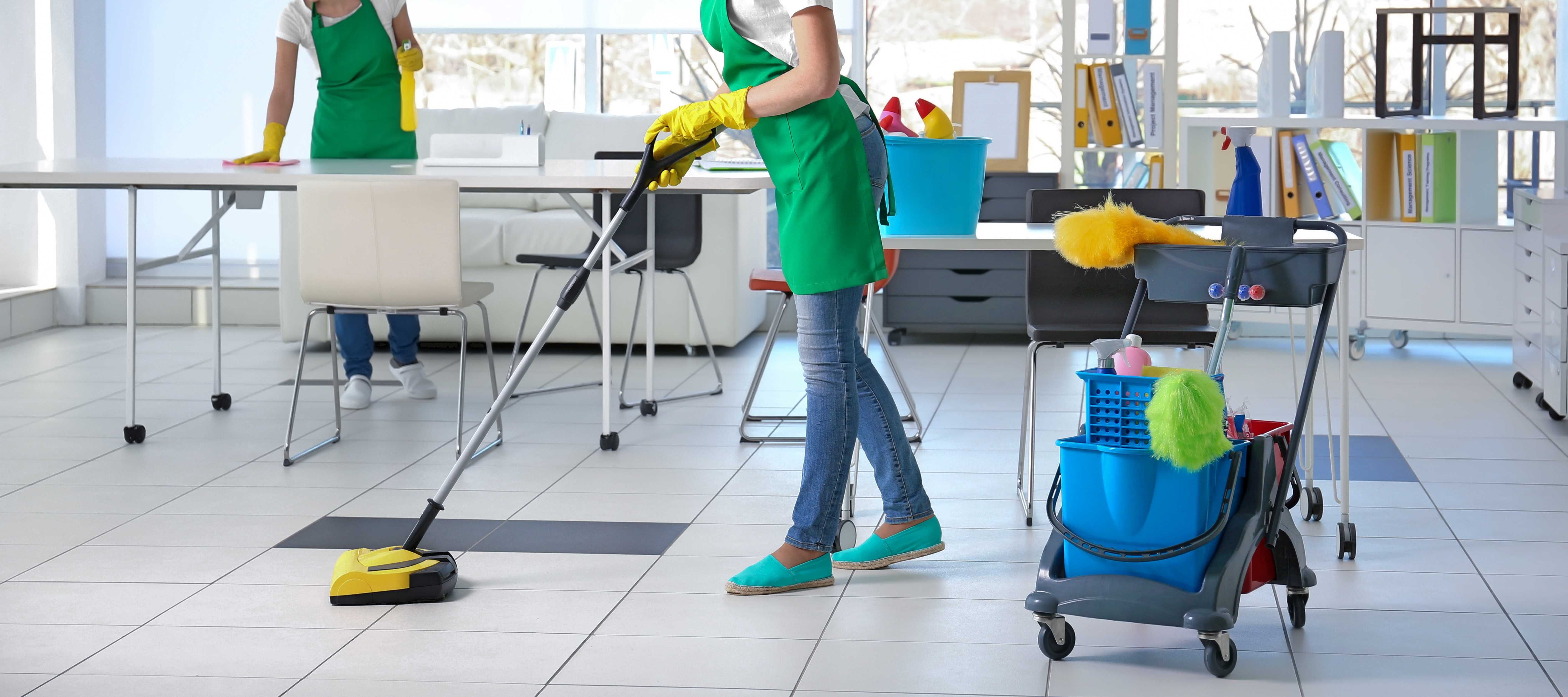 Choosing a Commercial Cleaning Company in Springfield