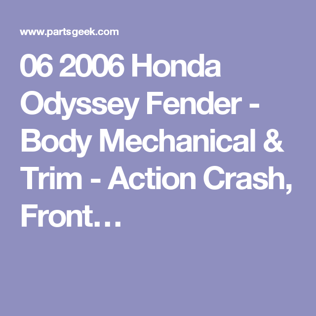 Action Crash Fender 18679 04026303 With Images Subaru Forester