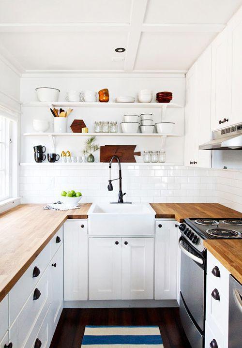 White Kitchen Remodels Creative