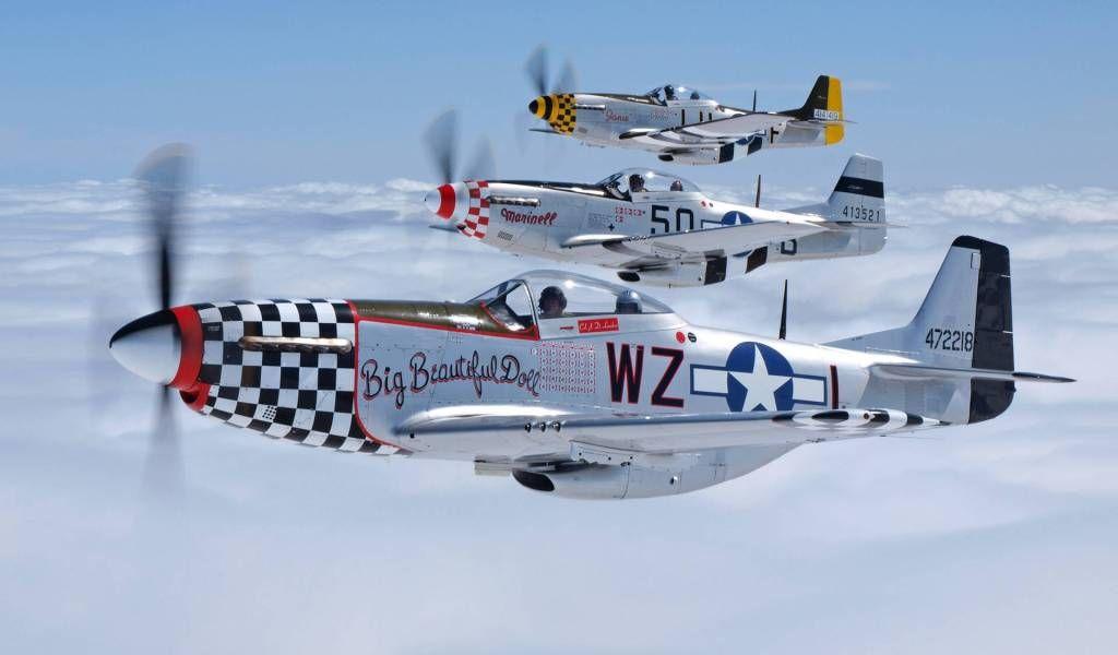Aircraft Wallpapers Hd Wwii Aircraft Mustang Wallpaper Mustang