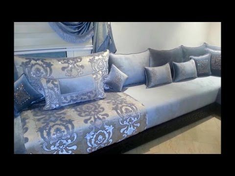 Awesome Salon Marocain Moderne Deluxe Pictures Amazing House Design Getfitamerica Us Moroccan Living Room Home Decor Appartment Decor