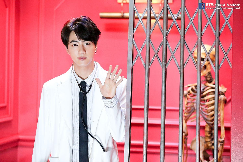 24th Handsome Jin Day [151204] HAPPYJINDAY 진생일ㅊㅋ 해피석진데이