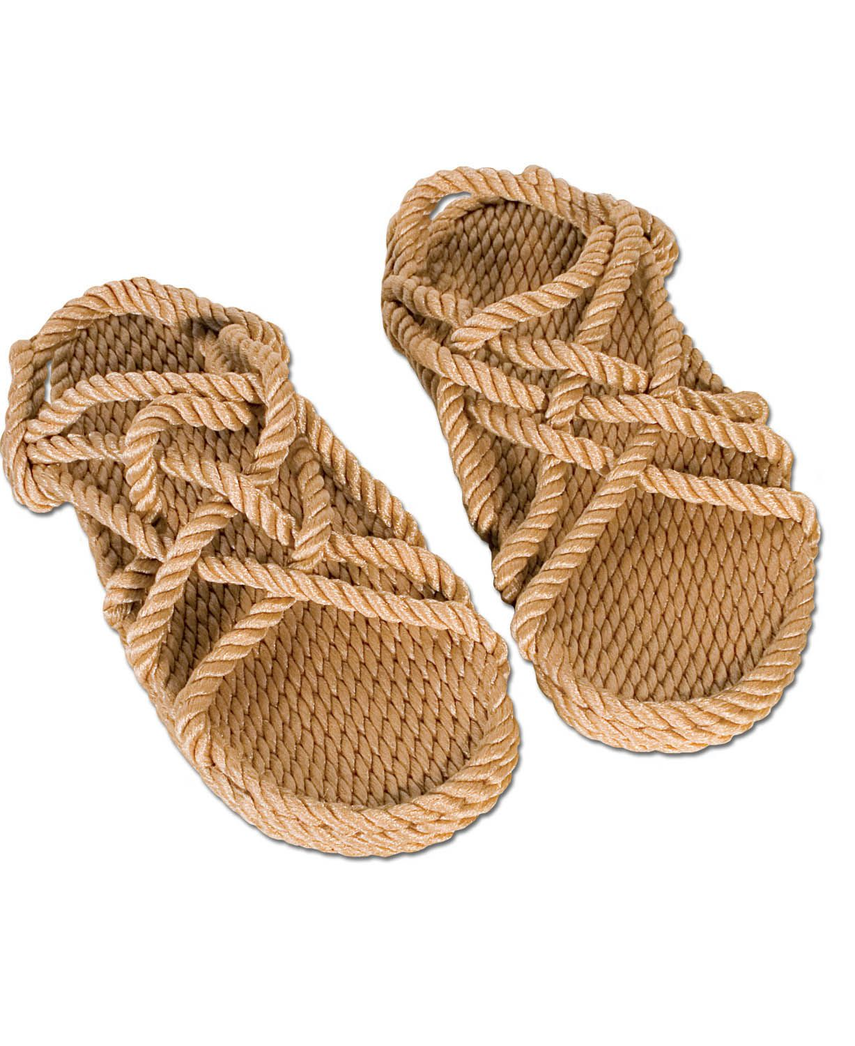 Rope Sandals Can Be Worn W Socks Rope Sandals Diy Sandals Most Comfortable Sandals