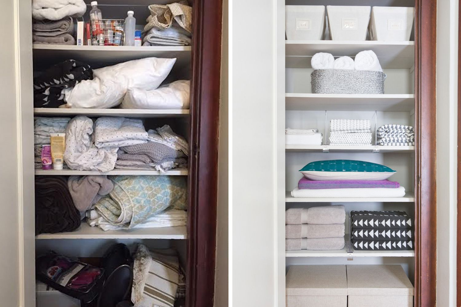 10 Organizing Before After Transformations That Will Blow You