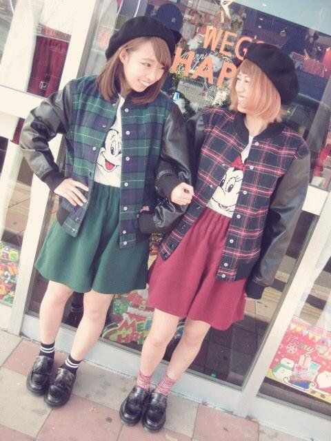 9910f532378 GUやWEGOで♡プチプラで可愛い双子コーデ一覧 - HARUHARU〈ハルハル ...