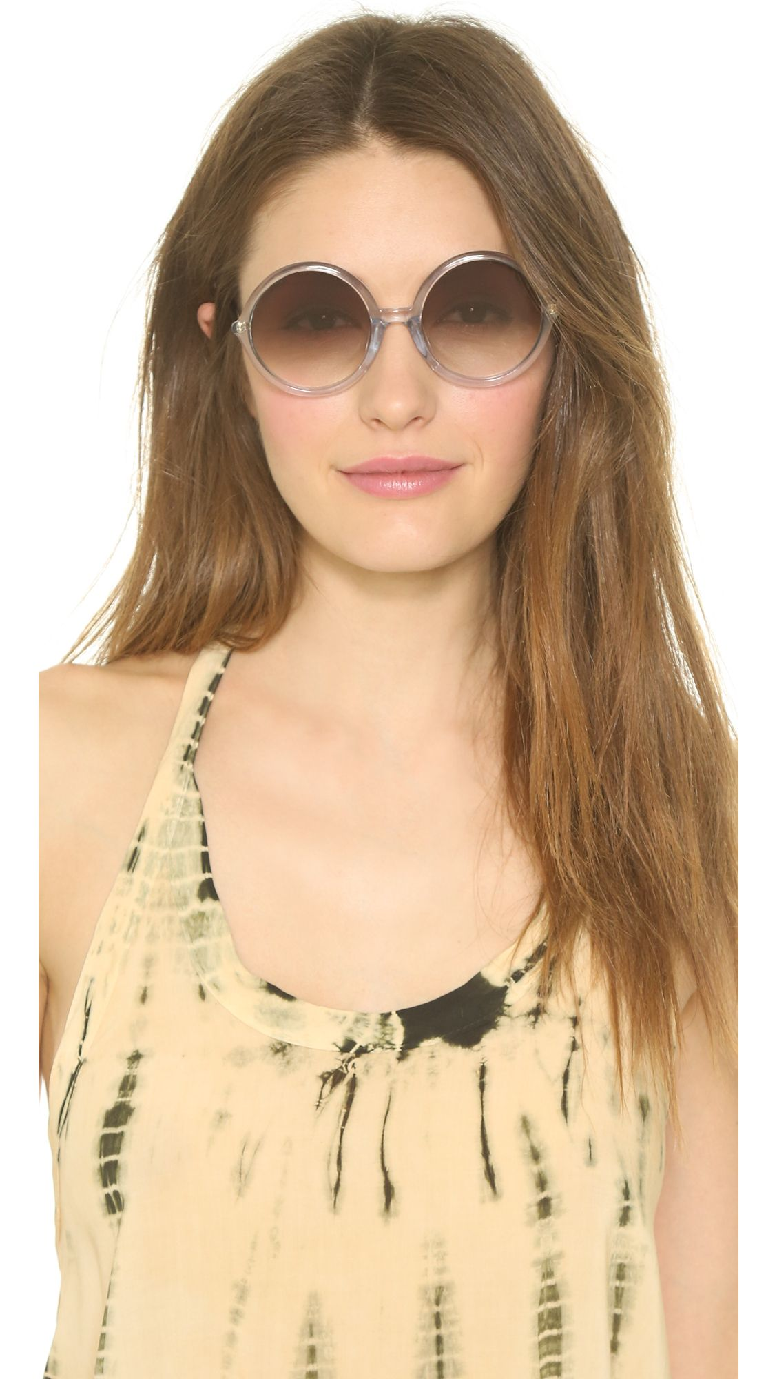 Clout goggles spiral side. Tilda sunglasses sunnies and