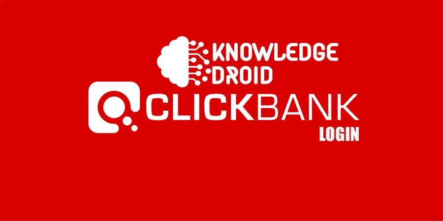 Clickbank Login Affiliate Marketing Clickbank Earn Money Online