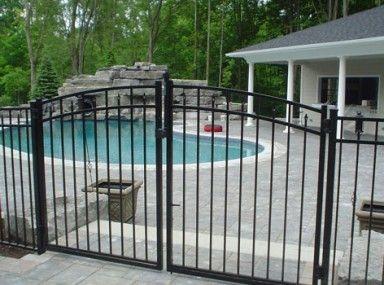 Frugal Allure Aluminum Fence Gate Self Closing Hinges And Aluminum
