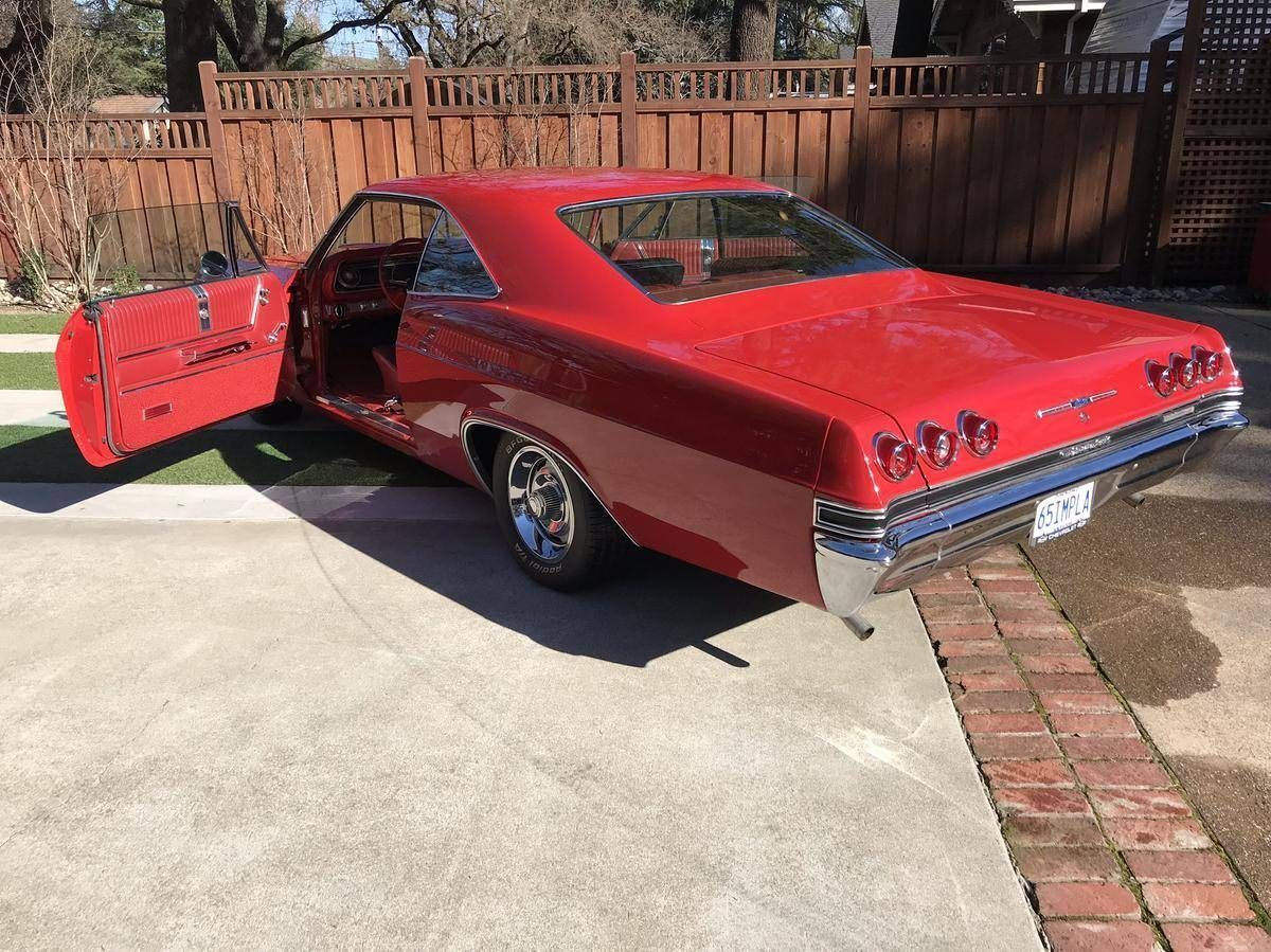 1965 Chevrolet Impala Ss 396 Chevroletimpala1965 Chevrolet