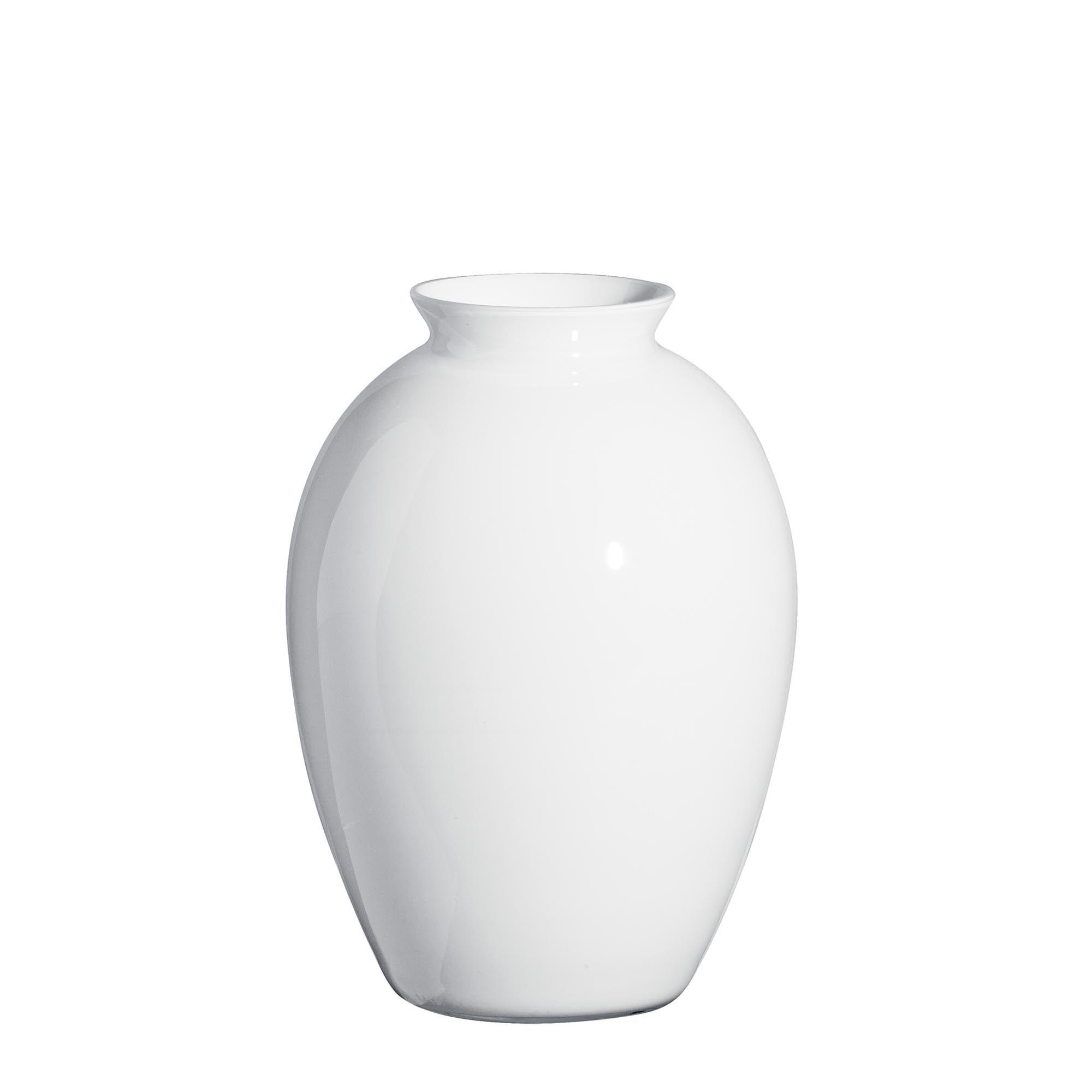 "Vase ""Pirus Lopas"" - Modell 975.F.LA - Größe Large - Carlo Moretti - Murano Glas"