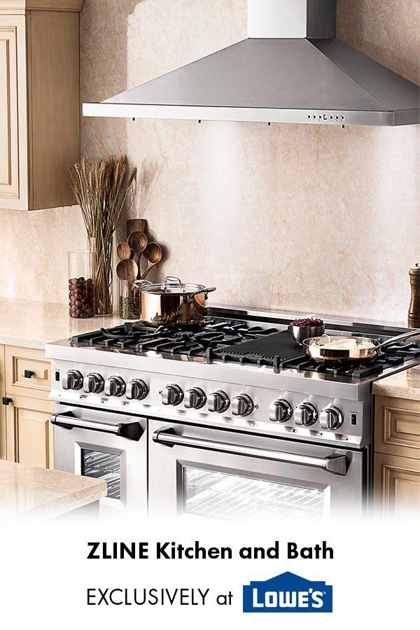 Find Your Style With The Zline Designer Kitchen Suite