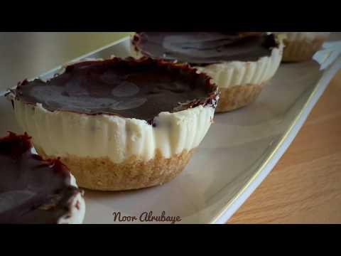 15 ميني ليزي تشيز كيك كيتو بطريقتين نباتي وغير نباتي بدون فرن ولا بيض Keto Mini Lazy Cheesecake Vegan Youtube Cheesecake Desserts Mini Cheesecake