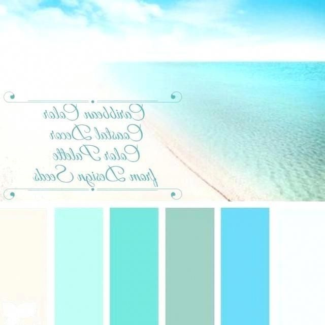 Caribbean Color Palette Photo Of Coastal Decor From Beach Colors For Bedrooms Blue Coastalbedroomsblue