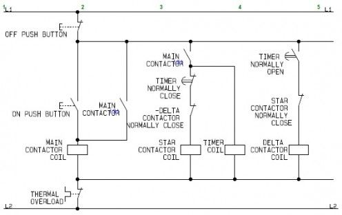 Star delta motor control circuit motor controling pinterest star delta motor control circuit asfbconference2016 Image collections