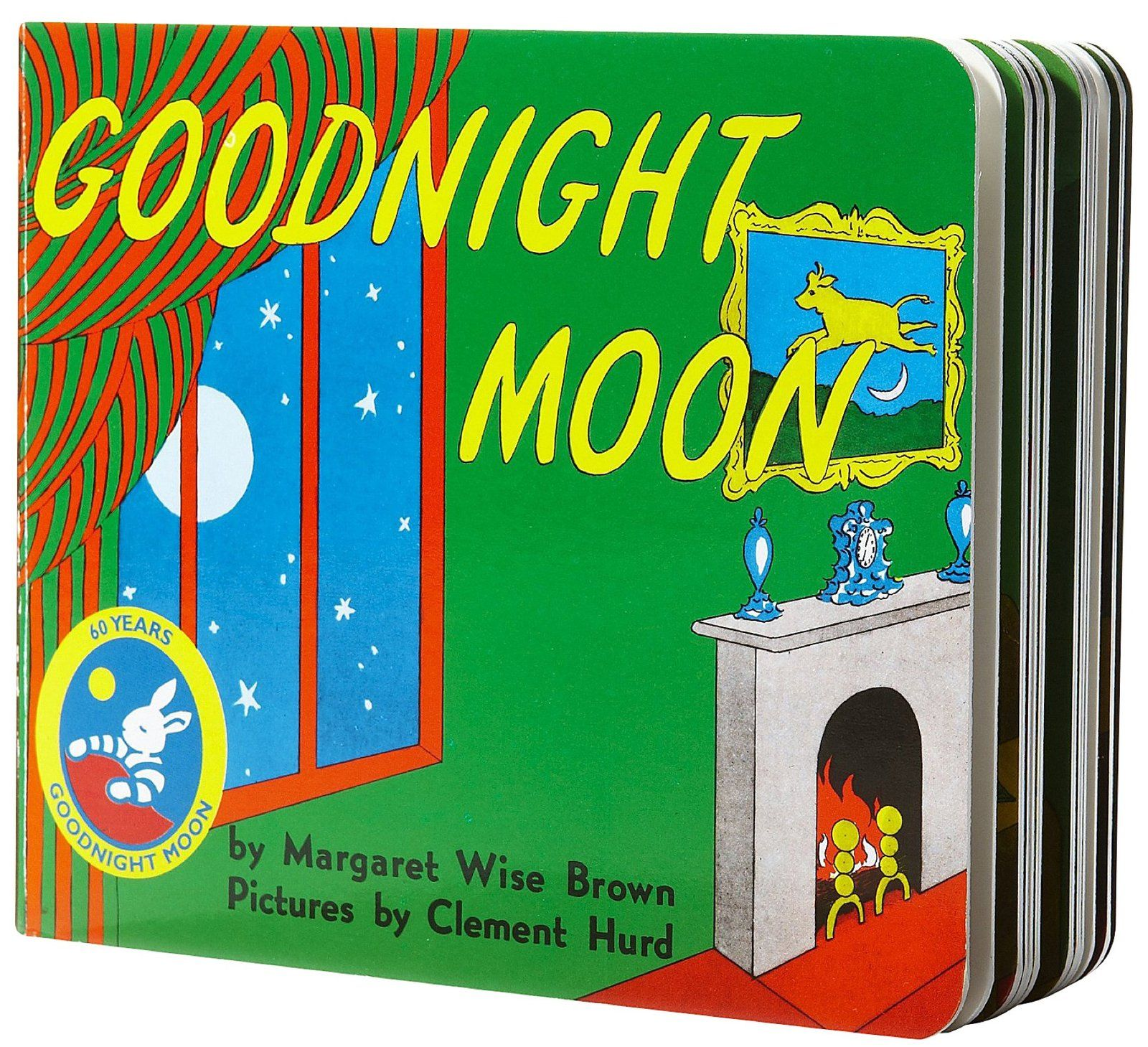 Goodnight Moon By Margaret Wise Brown Amp Clement Hurd