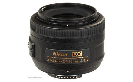 Nikon Af S Dx Nikkor 35mm F 1 8g Lens Camera Photography Nikon 35mm Best Camera