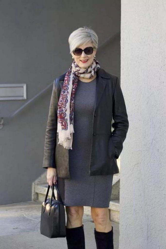 современная одежда для женщин 50 лет фото — Яндекс ...