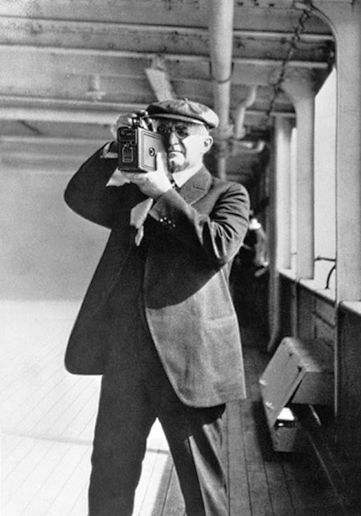 Image result for george eastman 1932