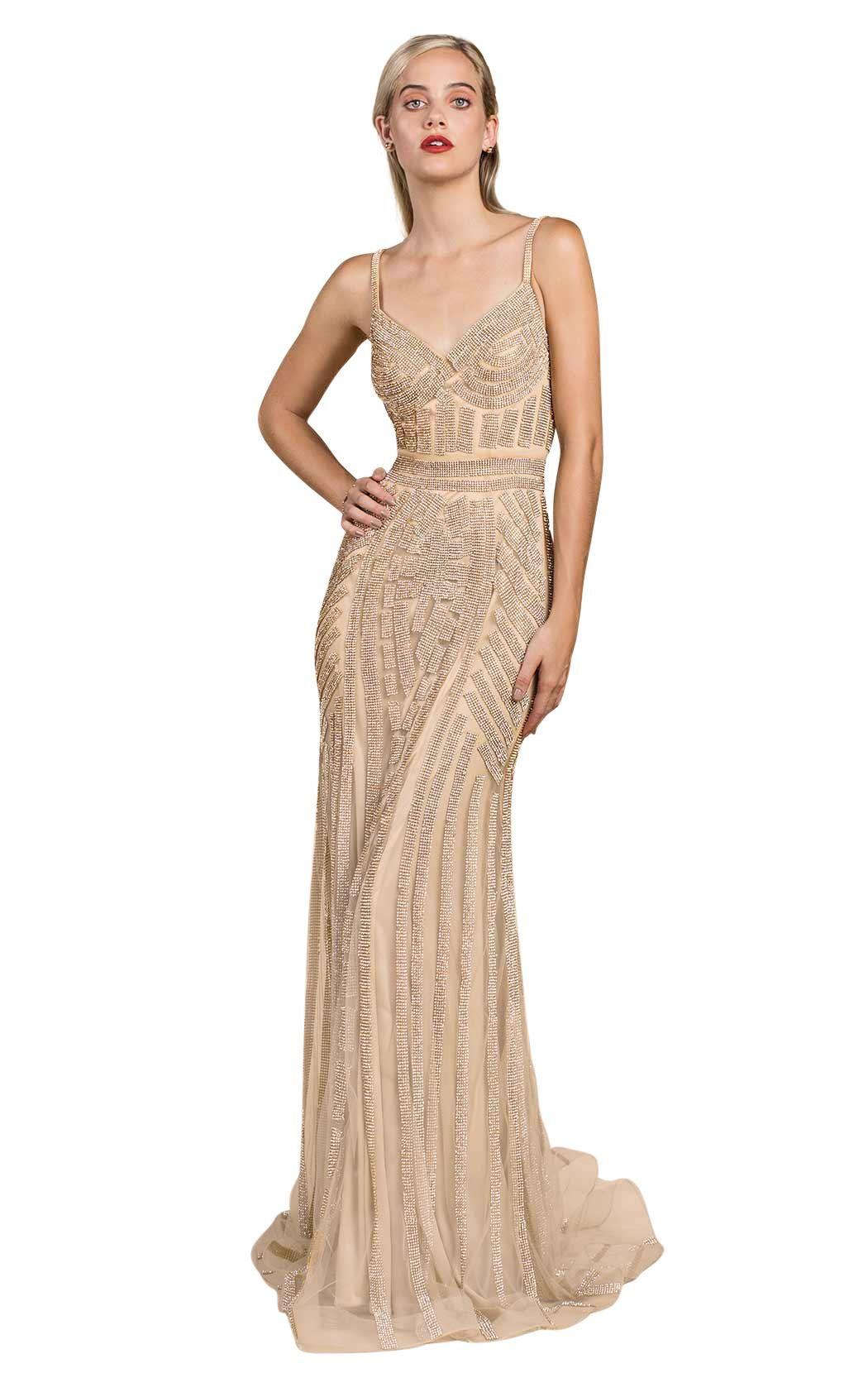 1930s Evening Dress Art Deco Gown Party Dress 1930 Evening