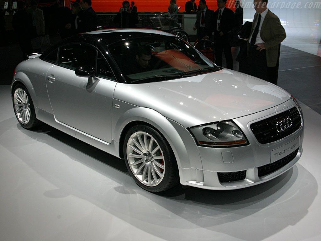 Kekurangan Audi Tt Quattro Sport Perbandingan Harga