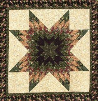 Evening Star - Calico Carriage Quilt Designs ® by Debbie Maddy ... : calico carriage quilt designs - Adamdwight.com