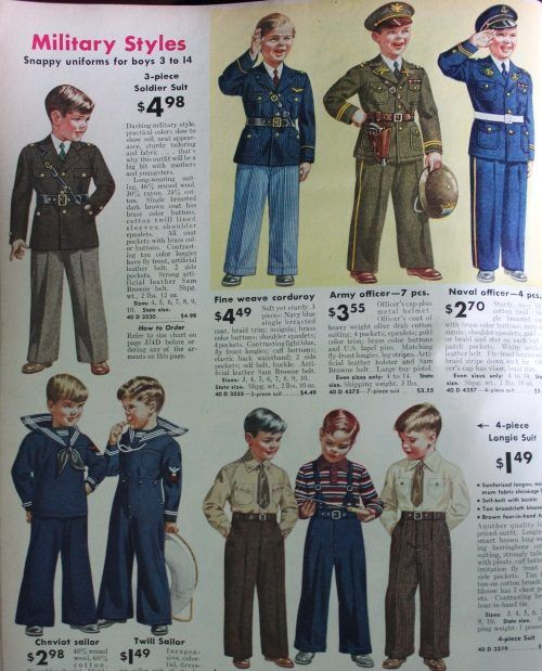 09880eb264308 Vintage Children's Clothing Pictures & Shopping Guide   Kids Vintage ...