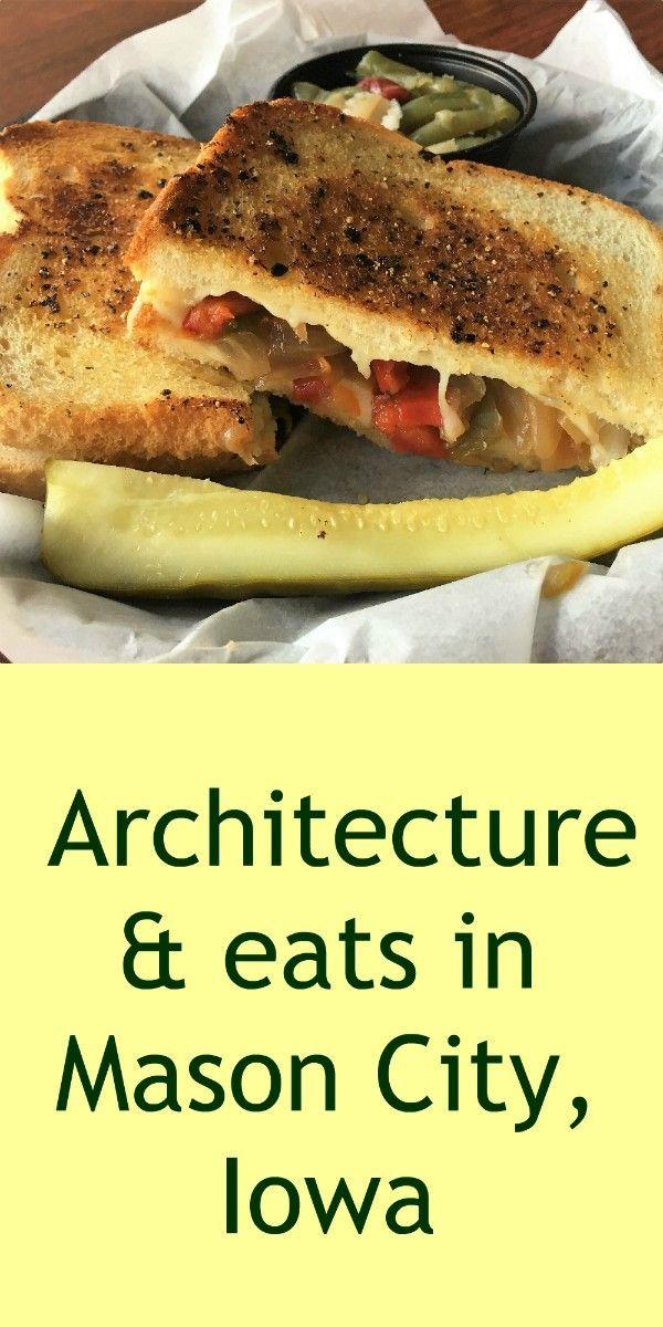 Architecture & eats in Mason City, Iowa   Mason city ...