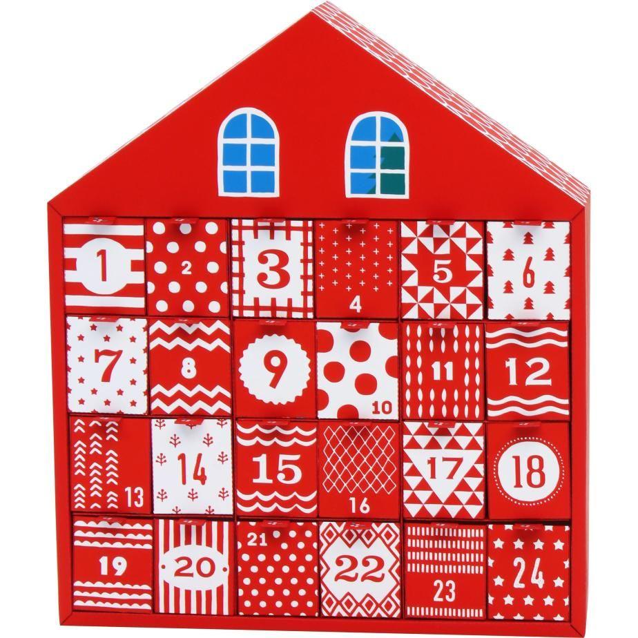 Advent Calendar (Christmas House),Advent calendars,Calendars ...