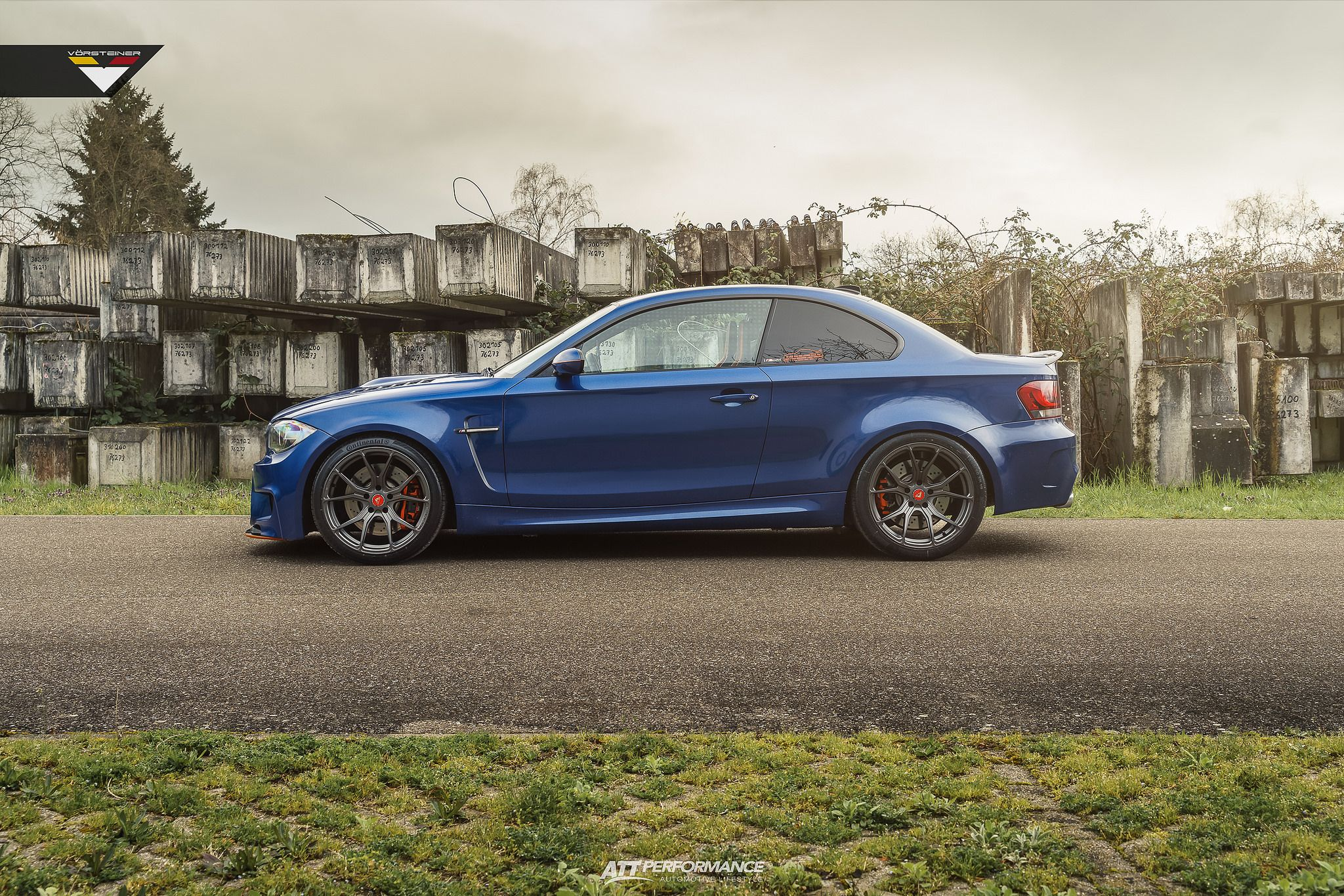 Bmw E82 1m Coupe Vorsteiner Provocative Eyes Tuning Hot