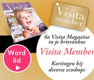 Visita member? Dan altijd 10% korting op álles Yabals! Ecokortingen   Eco lifestyle magazine Visita