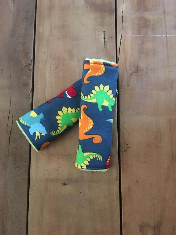 Astounding Dinosaur Car Seat Strap Covers Dinosaur Baby Gift Carseat Lamtechconsult Wood Chair Design Ideas Lamtechconsultcom